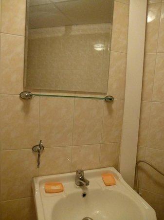 Hotel Sir Gara de Nord: Mirror