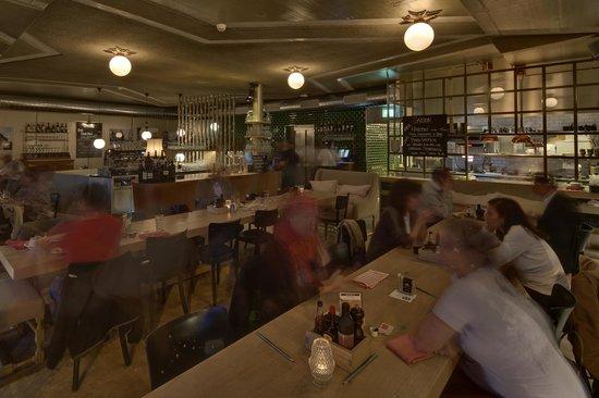 Sternen Grill Restaurant *oberer Stock*