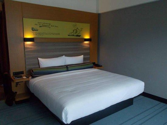 Aloft Kuala Lumpur Sentral: KING LOFT ROOM