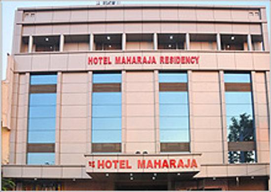 Hotel Maharaja Residency: Hotel