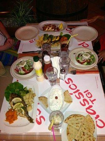Falirala Central: yummy food :)