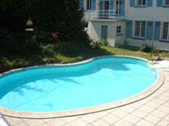 Hotel Gerard d'Alsace : piscine
