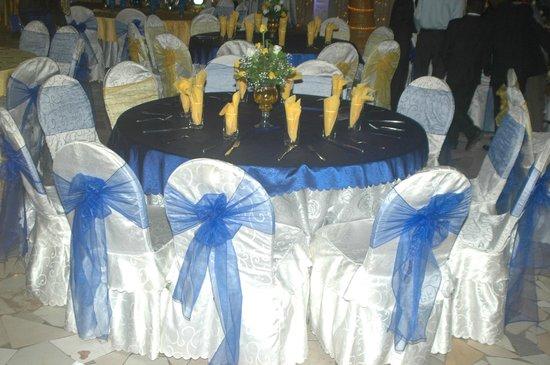 Jangwani Seabreeze Resort: wedding setup