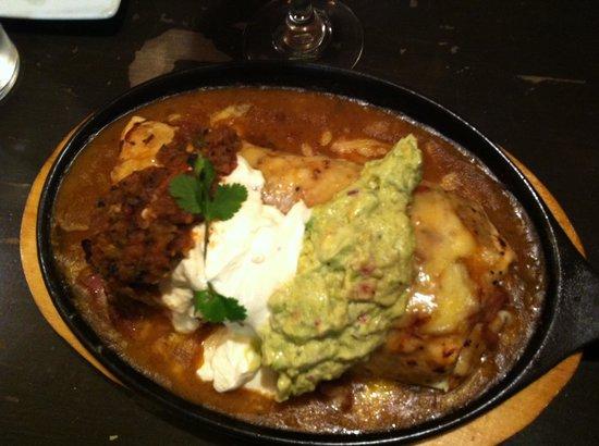 The Mexican Rotorua : grande burrito