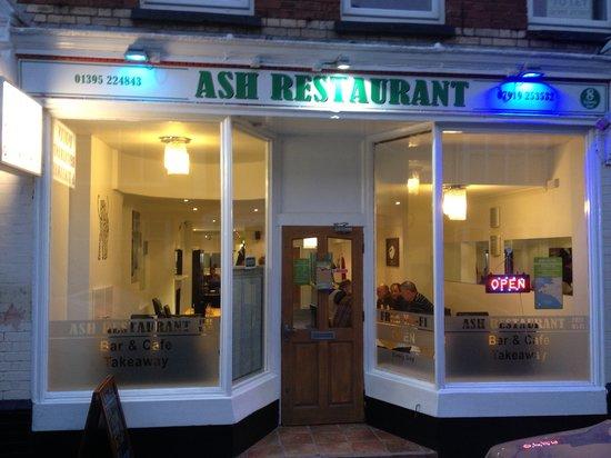 Ash Restaurant Exmouth Reviews