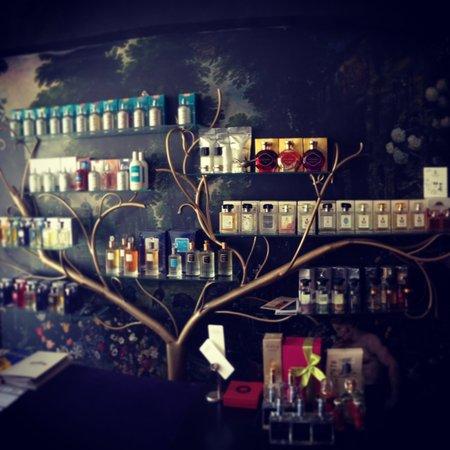 Glyfada, Grecja: Rosina Perfumery