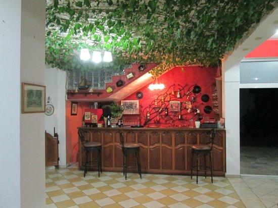 Malemi Organic Hotel: Hotel Bar