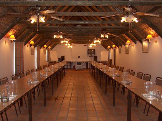 Malagas Hotel: Conference Room
