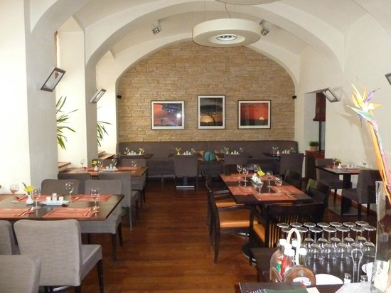 Alwyn : Speisesaal, Restaurant