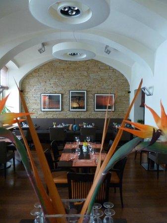 Alwyn: Restaurant