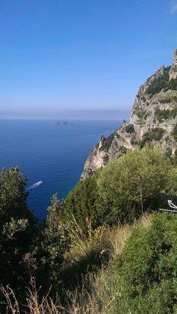 Villa Punta del Sole: Views from the Balcony