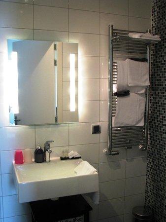 Grand Hotel Hoek van Holland : Bathroom