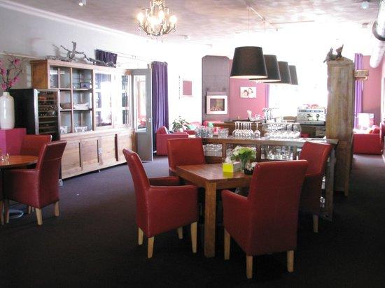 Grand Hotel Hoek van Holland : Dining room/bar area