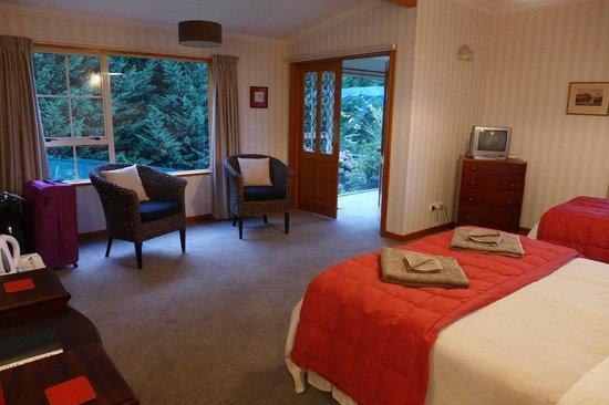 Silver Peaks Lodge: Biggest Room
