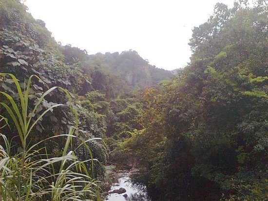 Shimen National Forest Park: 公園内部