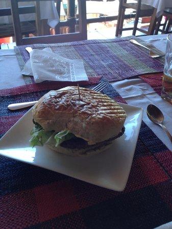 ZEBURGER: Hamburger