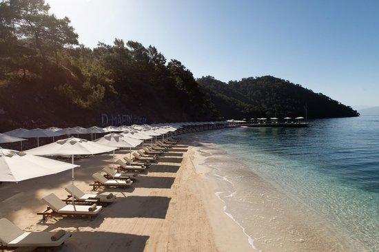Gocek, Turquía: Beach
