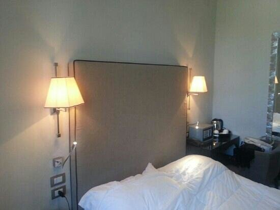 Hotel Clitunno: Stanza 128 - letto