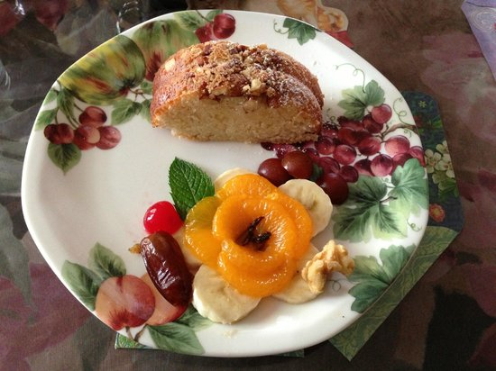 Raphael Inn Bed and Breakfast: Delightful Start to Breakfast