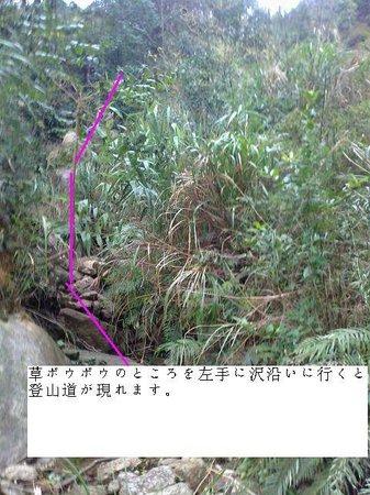 Shaoguan Yunji Mountain: 正確な登山道解説