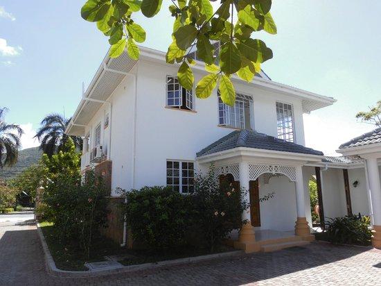 Ocean Jewels Resort: our villa