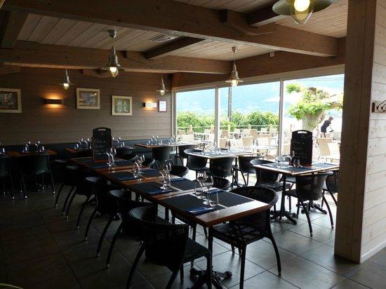 intérieur - Bild von La Cuillère à Omble Café Restaurant, Doussard ...
