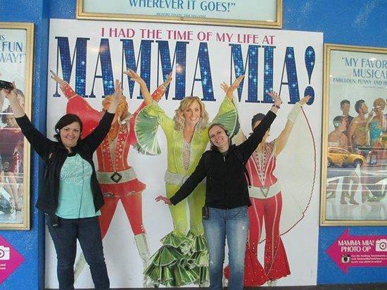 Walkin' Broadway: Mamma Mia