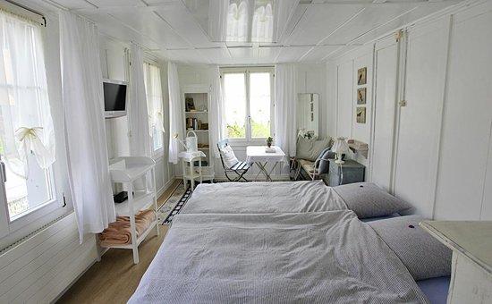 Cottage Holiday: schlafzimmer