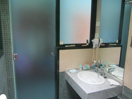 Relaxia Lanzaplaya Apartments: bagno
