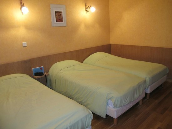 Hotel du Mont Blanc: Room