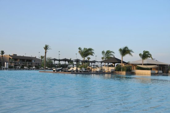 ClubHotel Riu Tikida Palmeraie: the pool