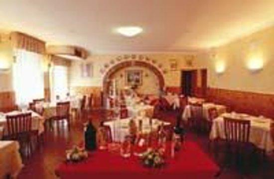 Hotel Patriarchi: Sala mediana
