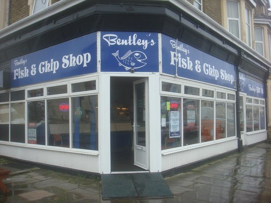 Bentleys Fish Amp Chip Shop Picture Of Bentleys Fish
