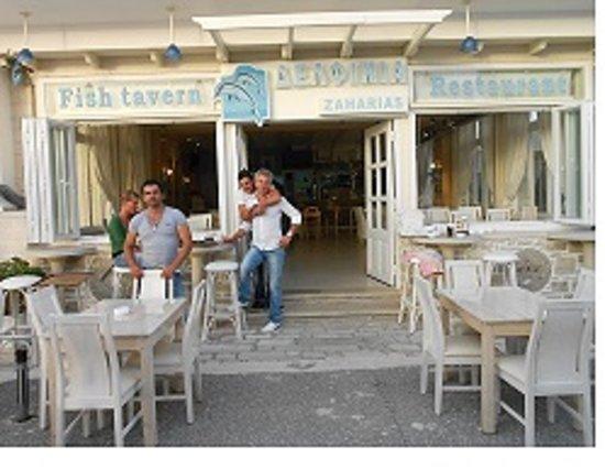 Каламаки, Греция: delfinia zaharias