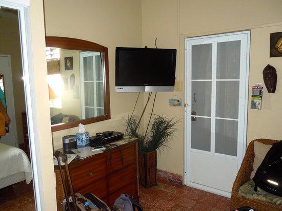 Coqui del Mar Guest House: La Concha living area