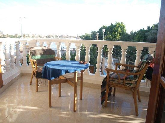 El Mesala Hotel: My balcony