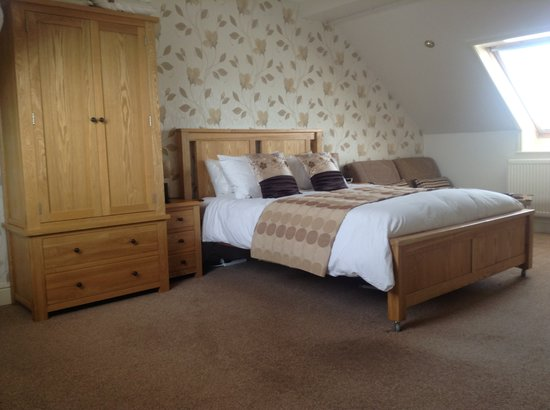 Bure Lodge B&B: Room 4