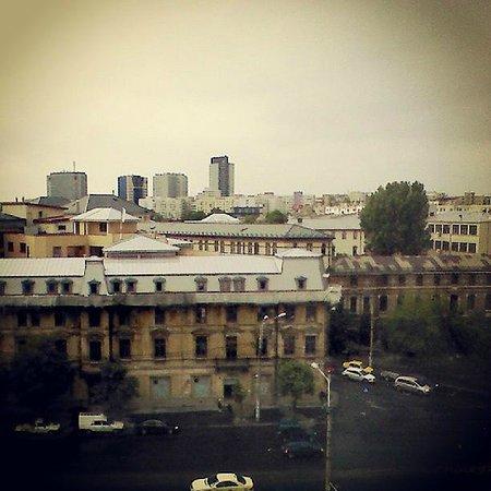 Ibis Bucuresti Gara de Nord: Street