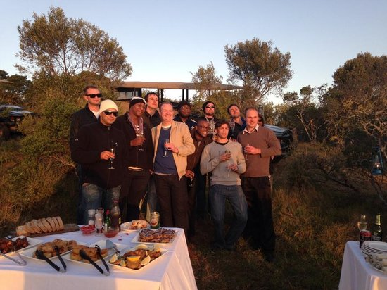 Sibuya Game Reserve & Tented Camp: The Lucky Few!