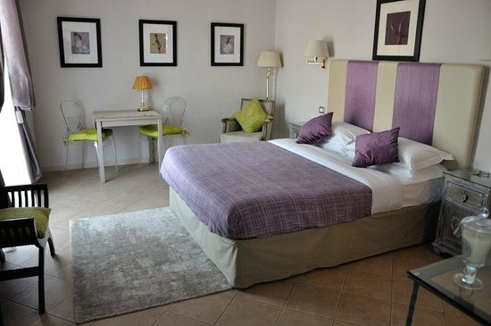 Althea Inn: Double room