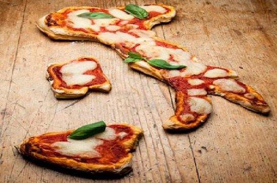 Bella Napoli Pizzeria Ristorante: REAL ITALIAN PIZZA
