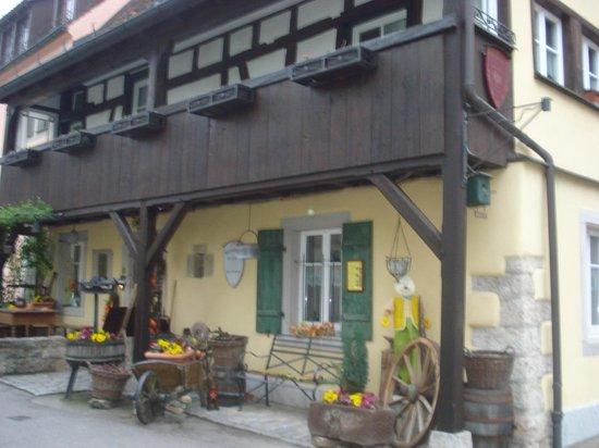 Gastehaus Familie Gerlinger: esterno del bb
