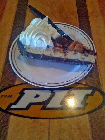 The Pit - Boardriders Grill: NOM NOM NOM Pie