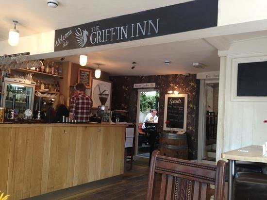 ‪‪The Griffin Inn‬: The Inn in Bath‬