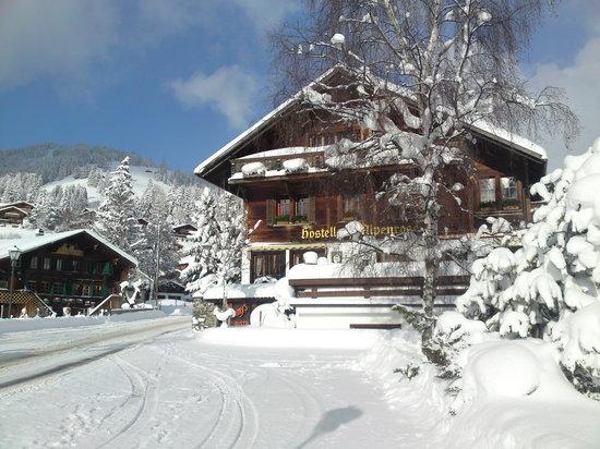 Hotel Alpenrose: Wintersports