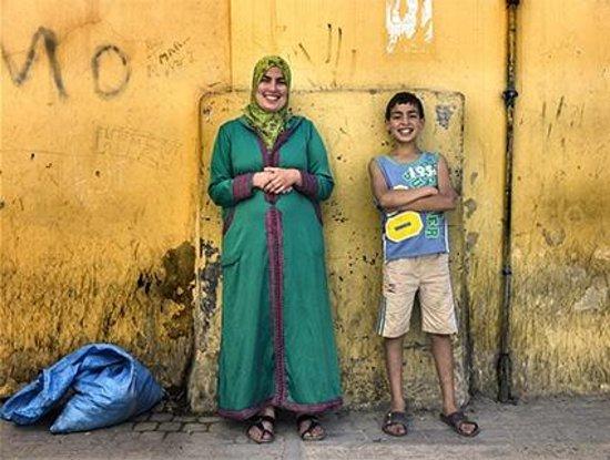 Riad Atika Meknes : People