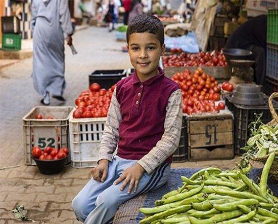 Riad Atika Meknes : Market