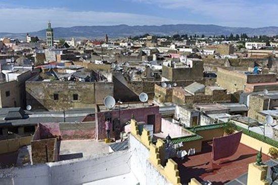 Riad Atika Meknes: View