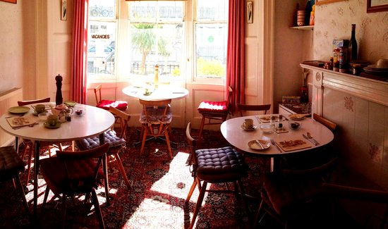 The Royale Guest House: dinning