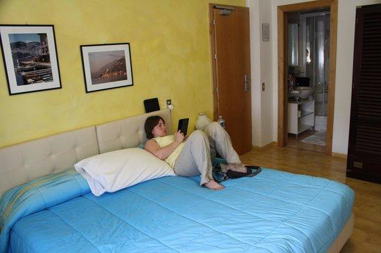 Albergo San Remo: Hotel room